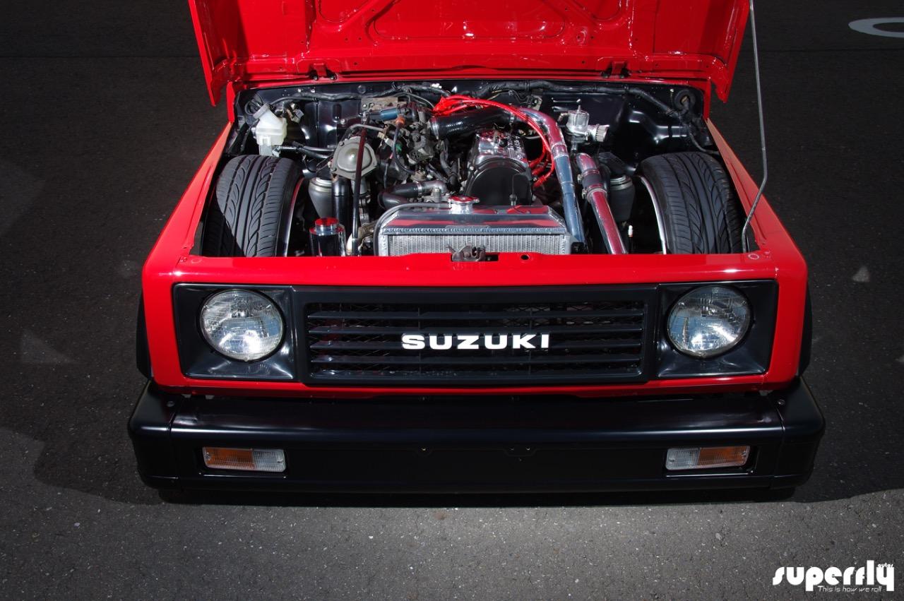 Slammed Suzuki SJ... Micro Machine ! 34