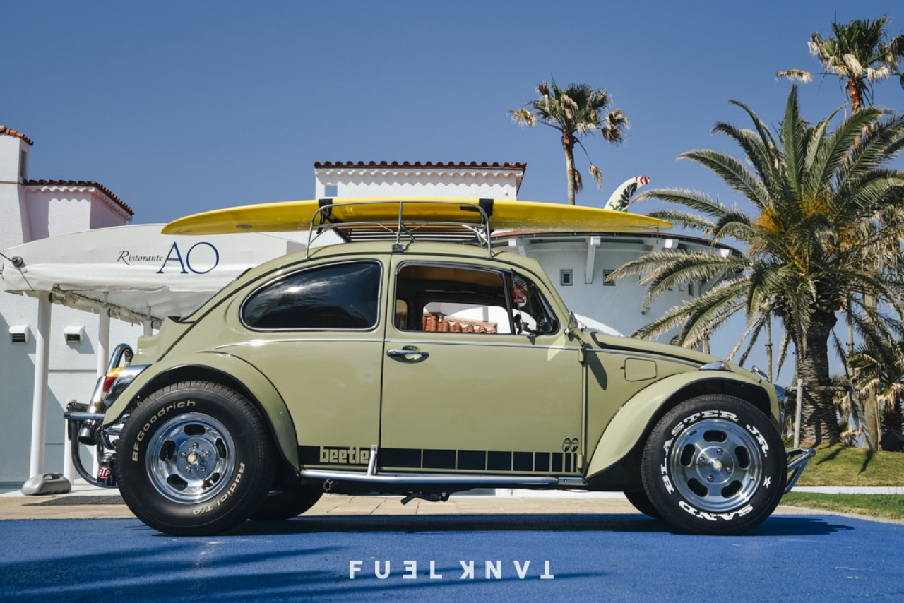 '75 VW Cox Baja... City Surf ! 41