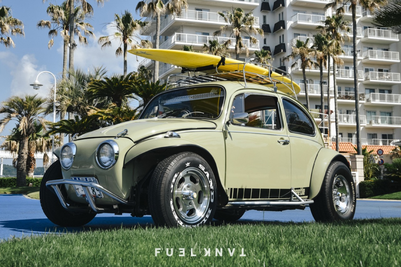 '75 VW Cox Baja... City Surf ! 43