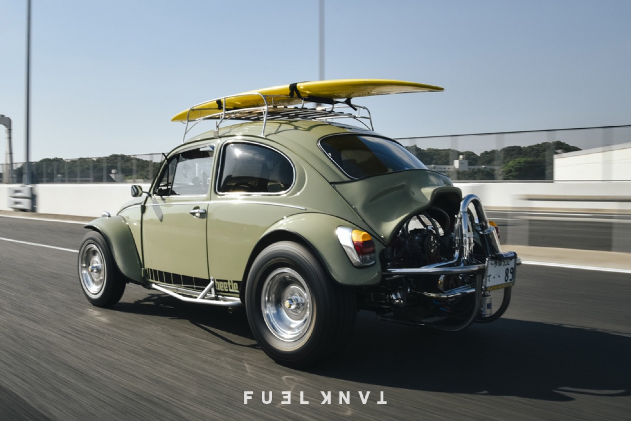 '75 VW Cox Baja... City Surf ! 45
