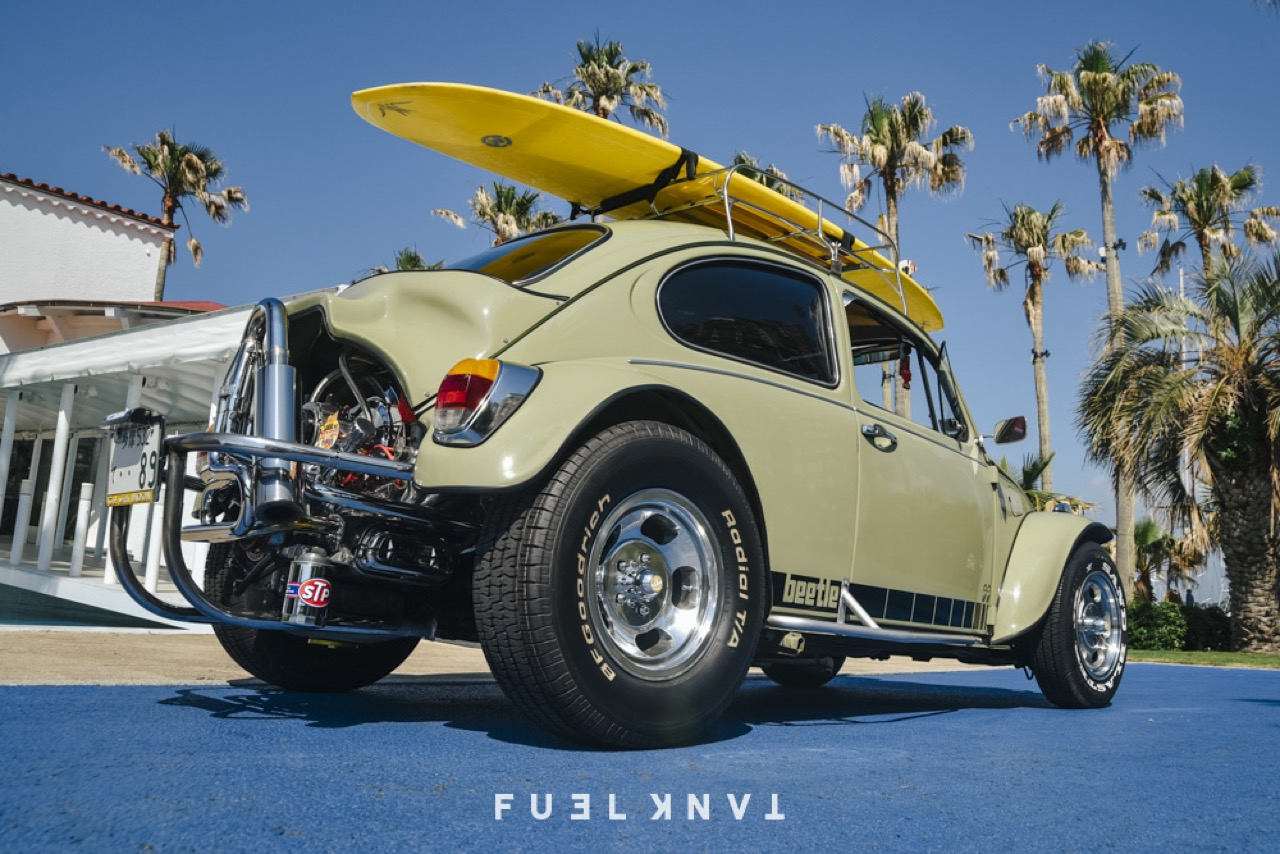 '75 VW Cox Baja... City Surf ! 59