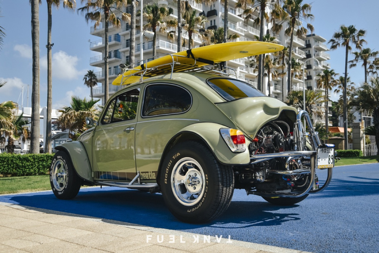 '75 VW Cox Baja... City Surf ! 47
