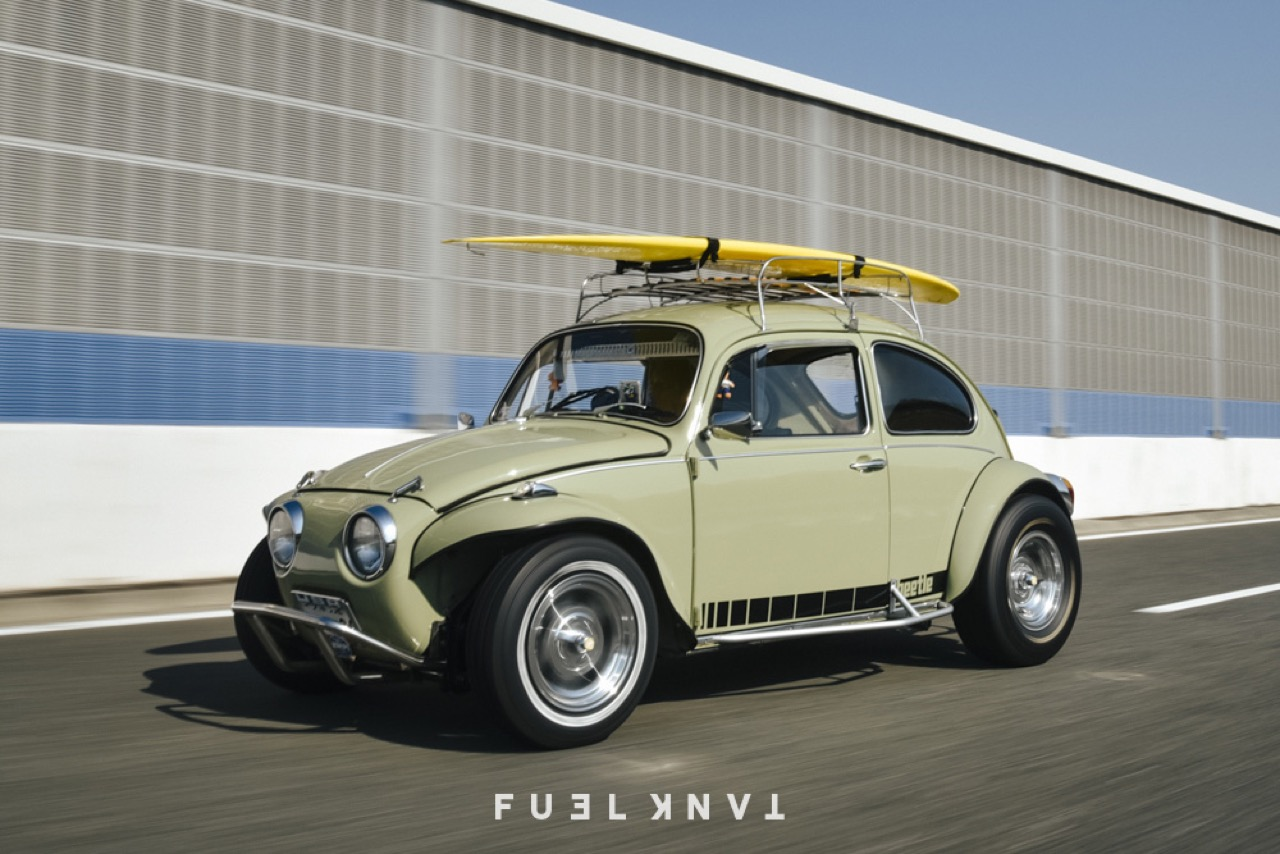 '75 VW Cox Baja... City Surf ! 50