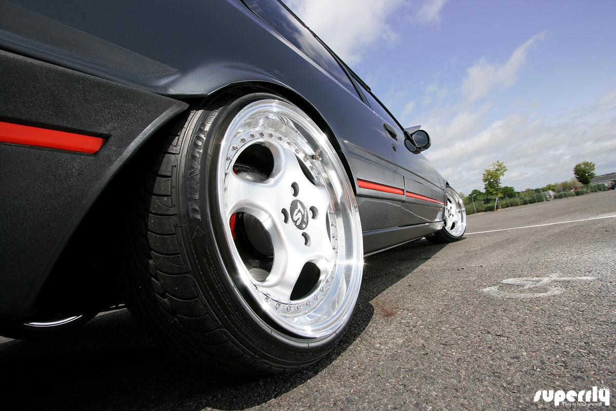 Peugeot 309 GTI - L'autre GTI... 38
