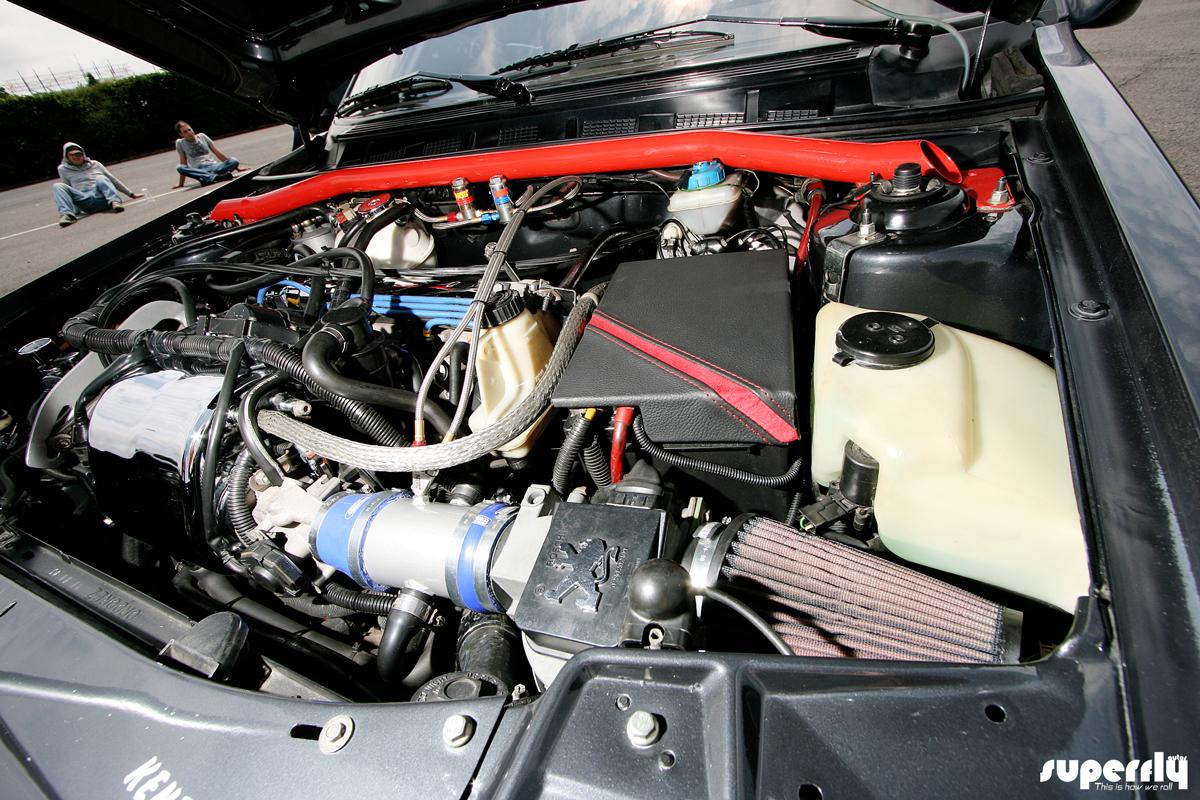 Peugeot 309 GTI - L'autre GTI... 35