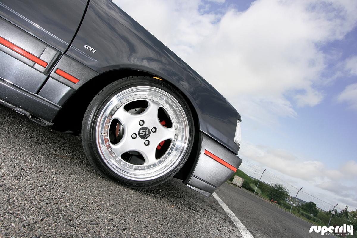 Peugeot 309 GTI - L'autre GTI... 27