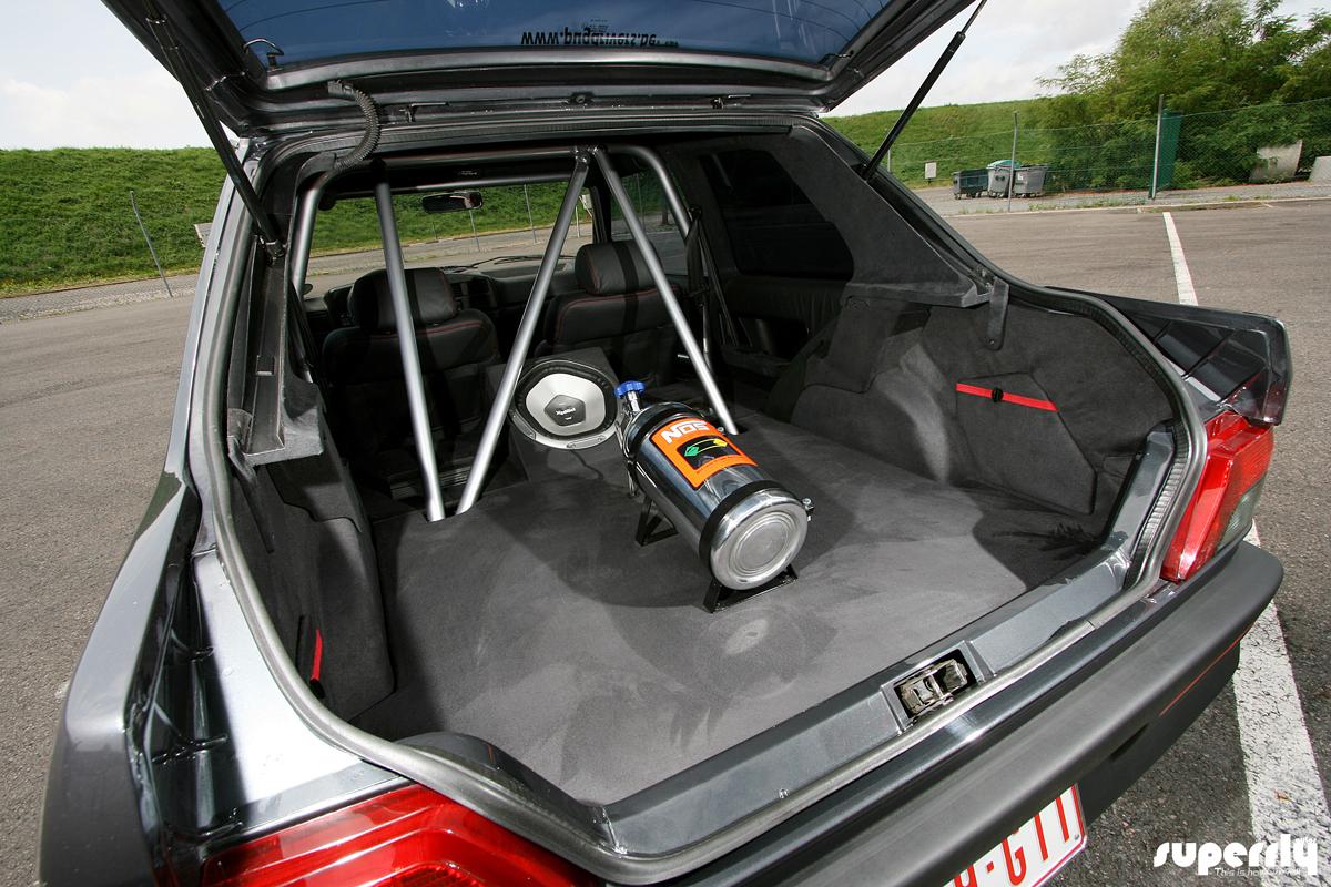 Peugeot 309 GTI - L'autre GTI... 33