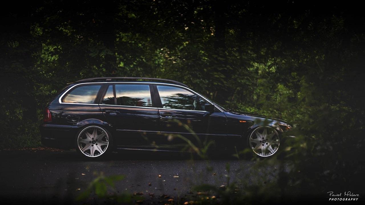 BMW E46 Touring - Pendant ce temps-là, devant mon pc... #1 24