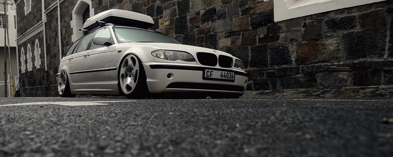 Bagged BMW E46 Touring - Pendant ce temps la, devant mon pc... #2 6