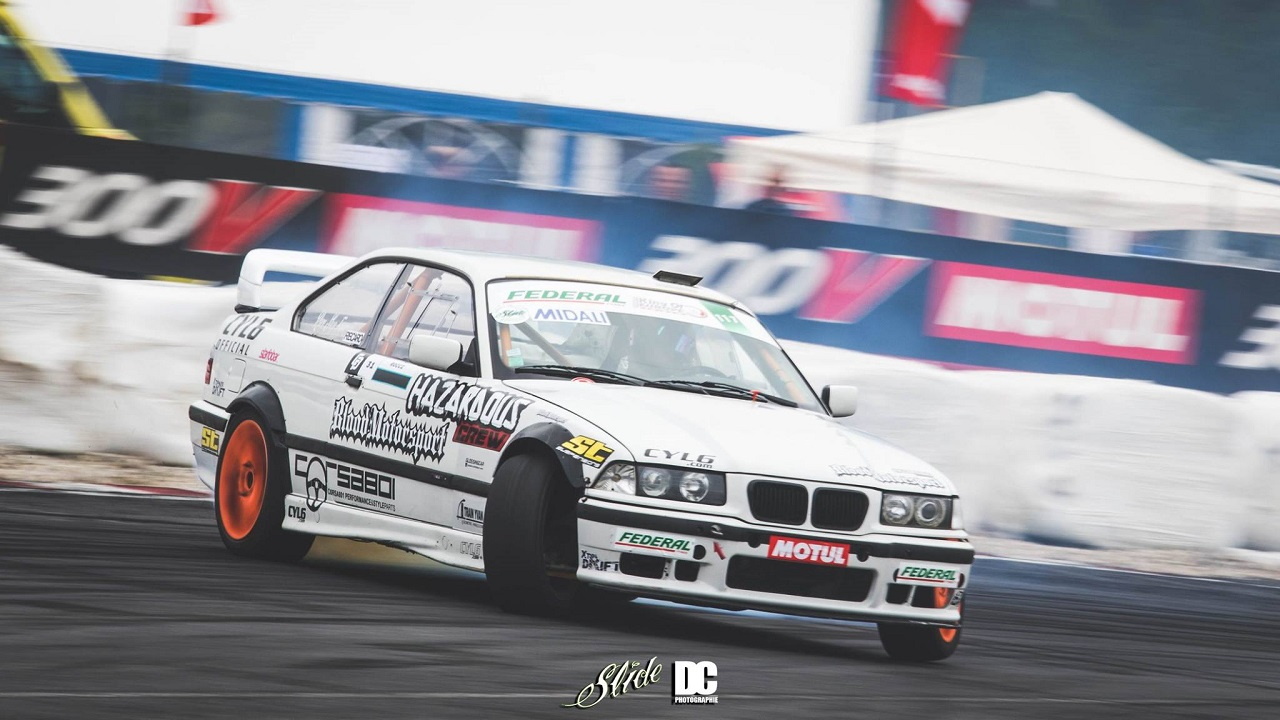 #Drifteur : Anthony Rocci et son E36 ! 39