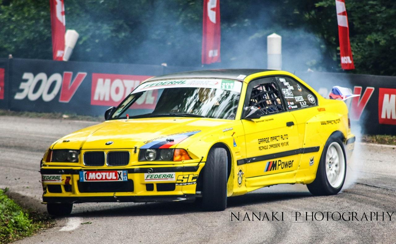 #Drifteur - Vitalii Souskanov et sa M3 ! 4