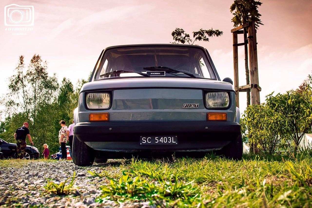Slammed Fiat 126 - Mini Caisse, Maxi style ! 5