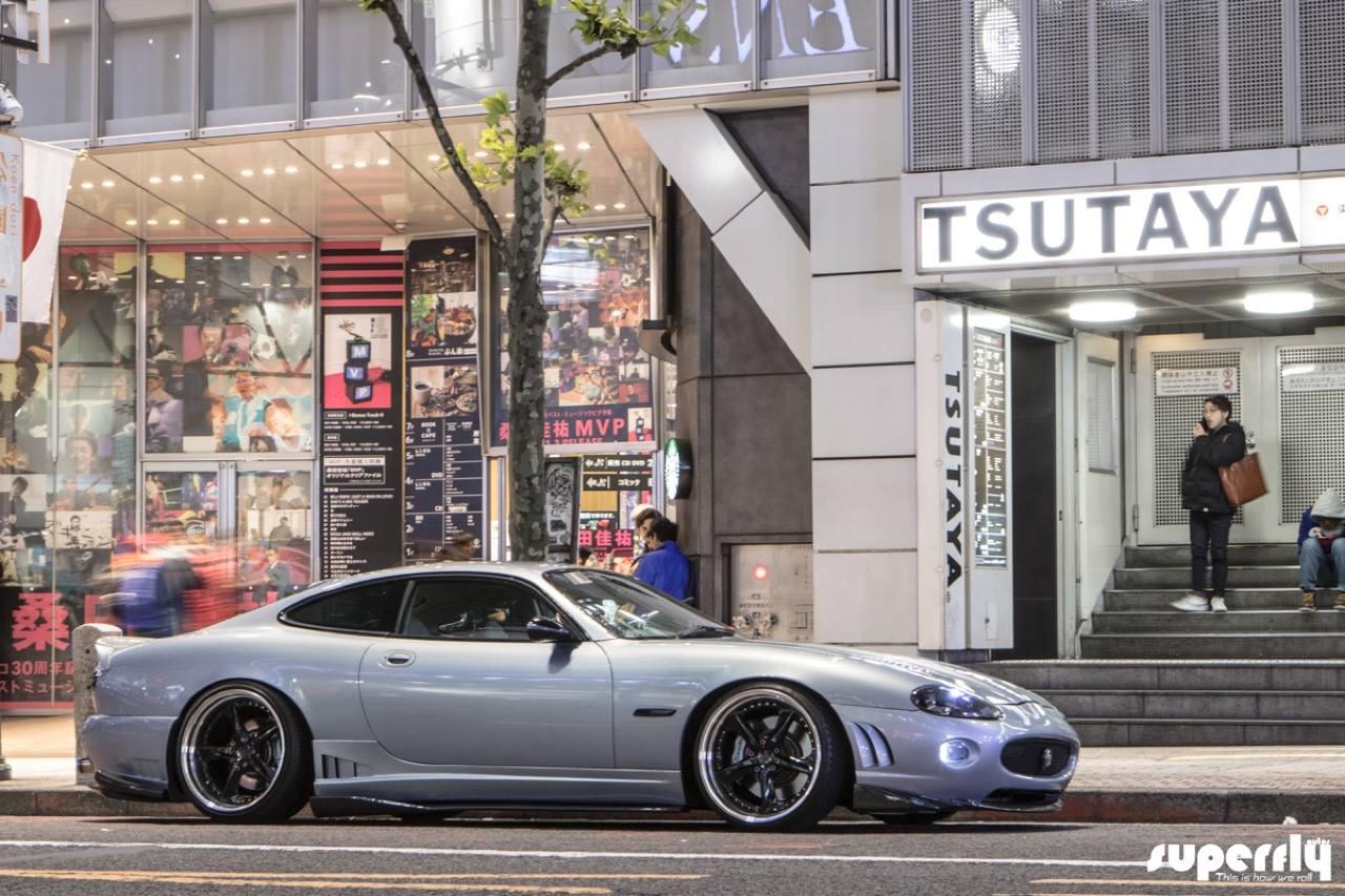 2001 Jaguar XKR - British Vibes in Tokyo ! 10