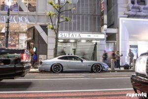 2001 Jaguar XKR - British Vibes in Tokyo ! 6