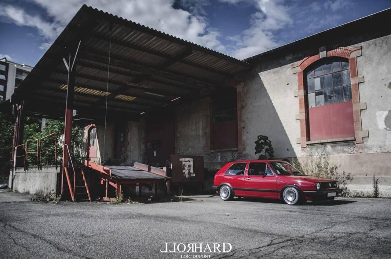 La Golf II de JC - StanceDiscount #3 45