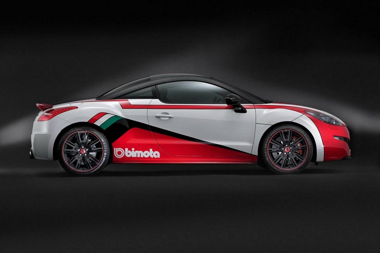 Peugeot RCZ Bimota - Dommage... 1