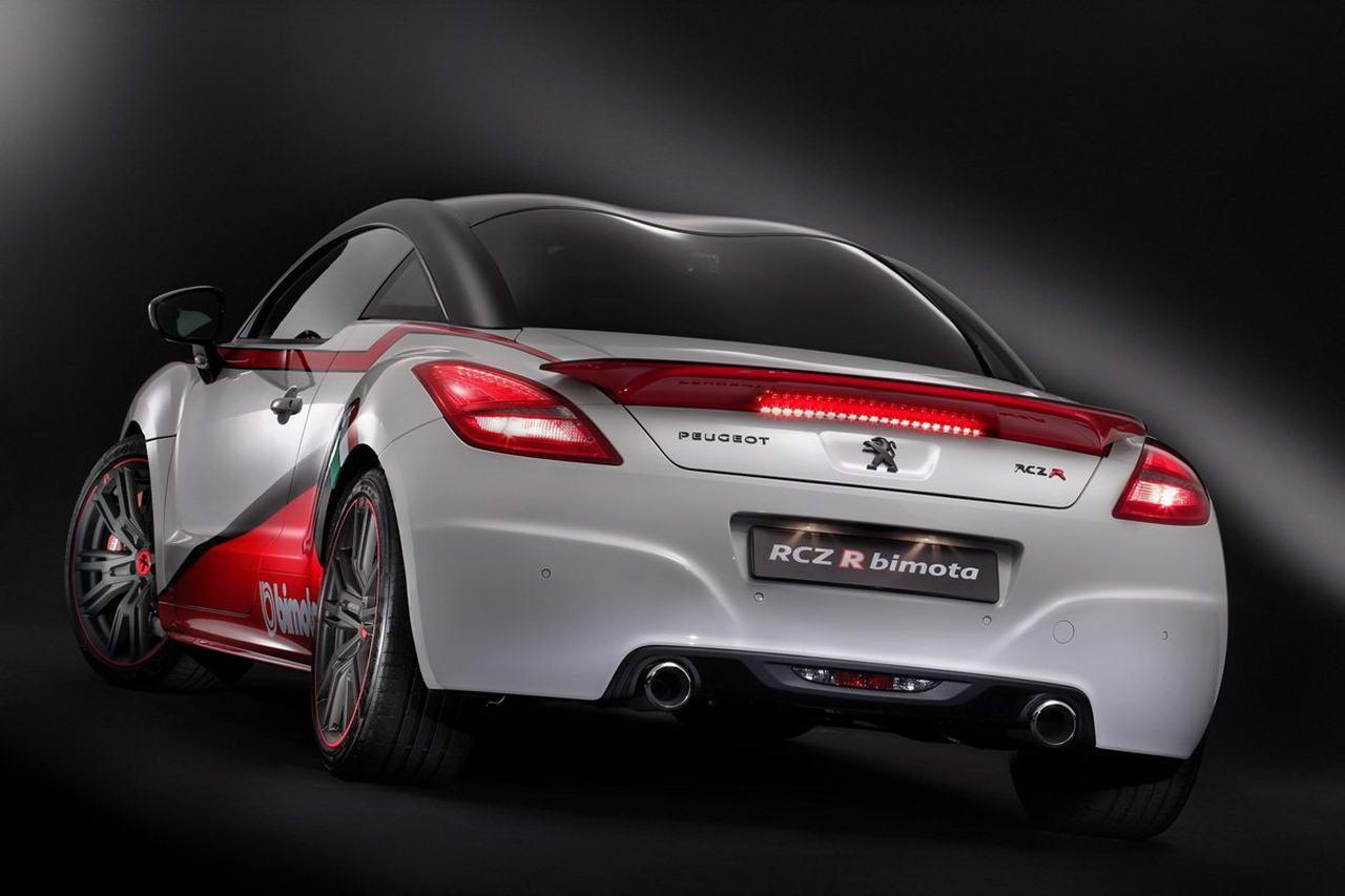 Peugeot RCZ Bimota - Dommage... 4