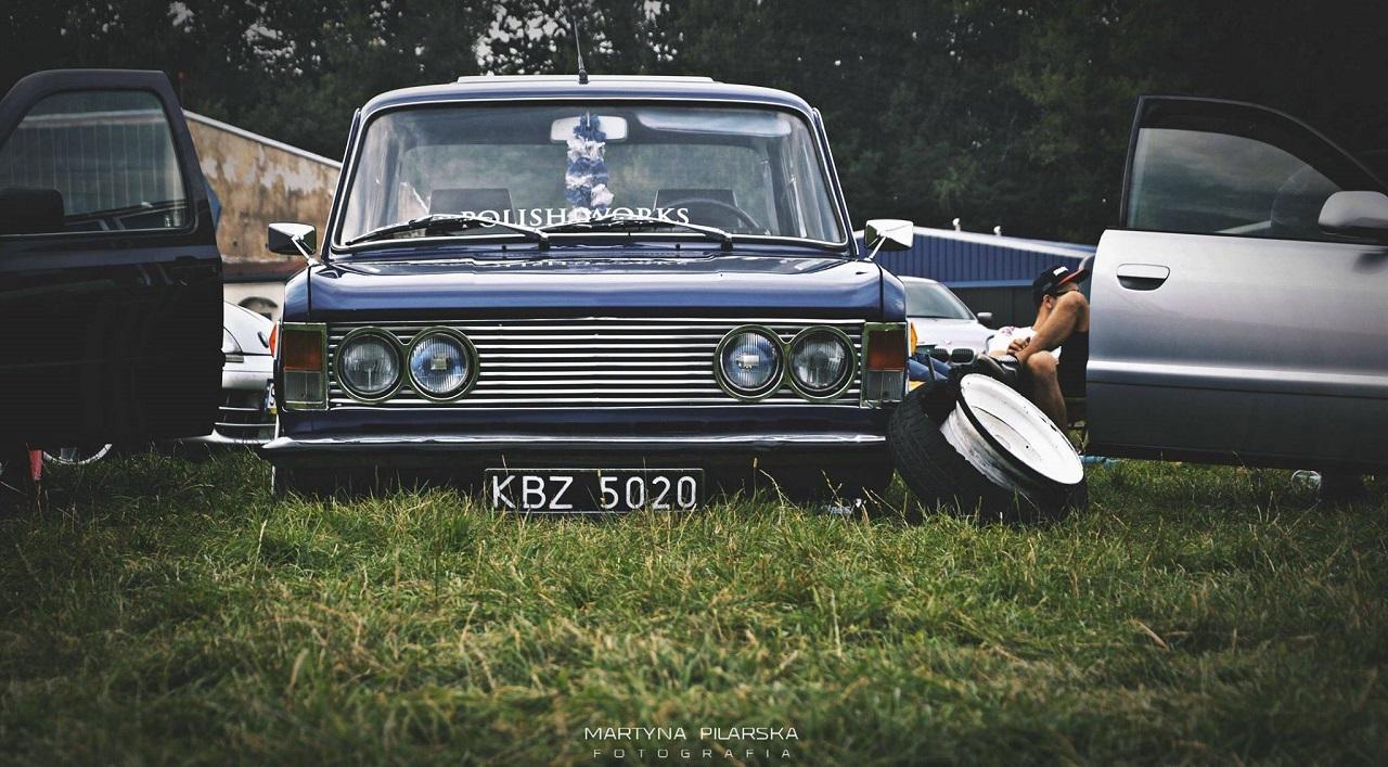 Polski Fiat 125P Airride - Italo-Polonaise au cœur Anglais... 5