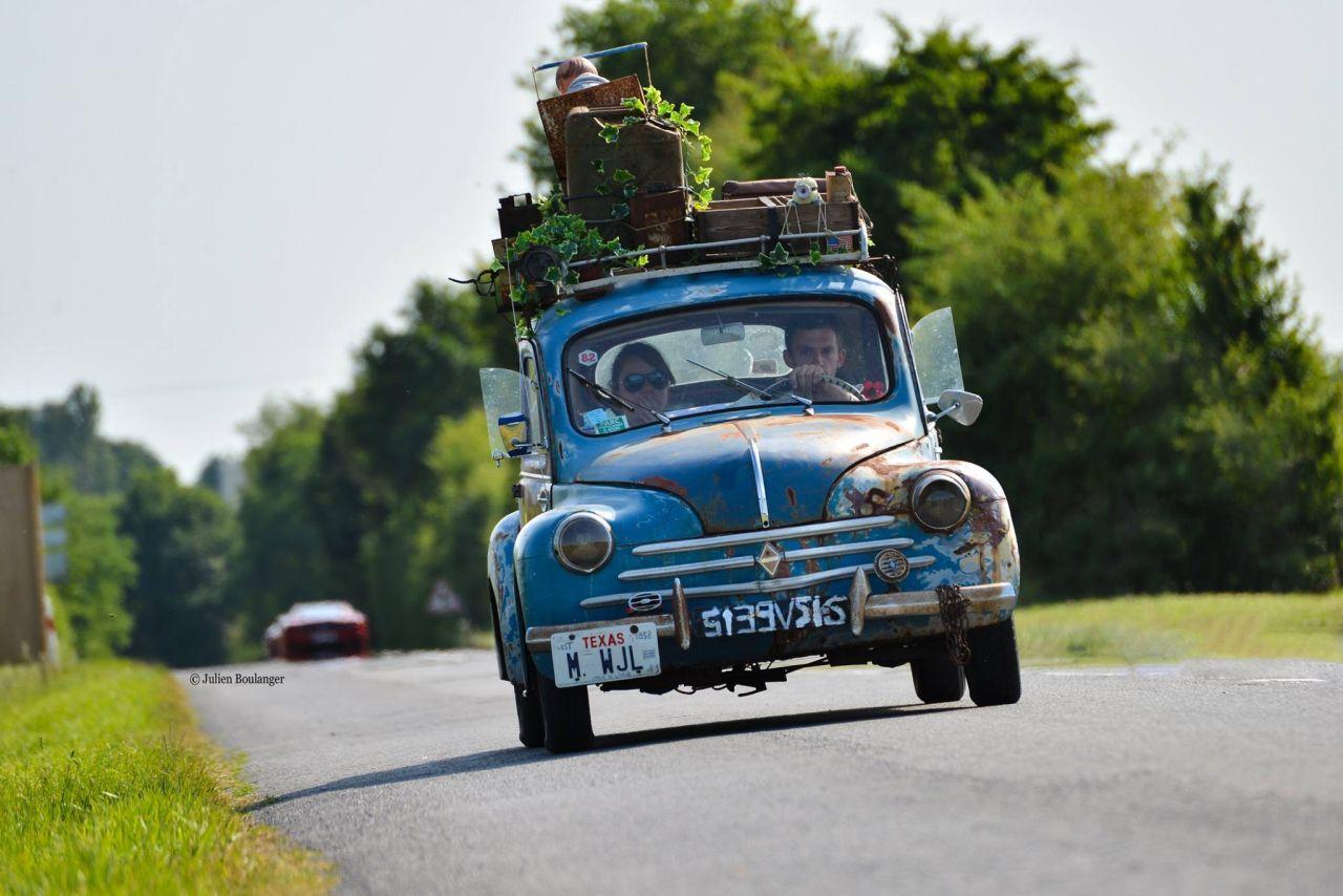 Renault 4 CV Rat's - La caisse de Frankenstein ! 21