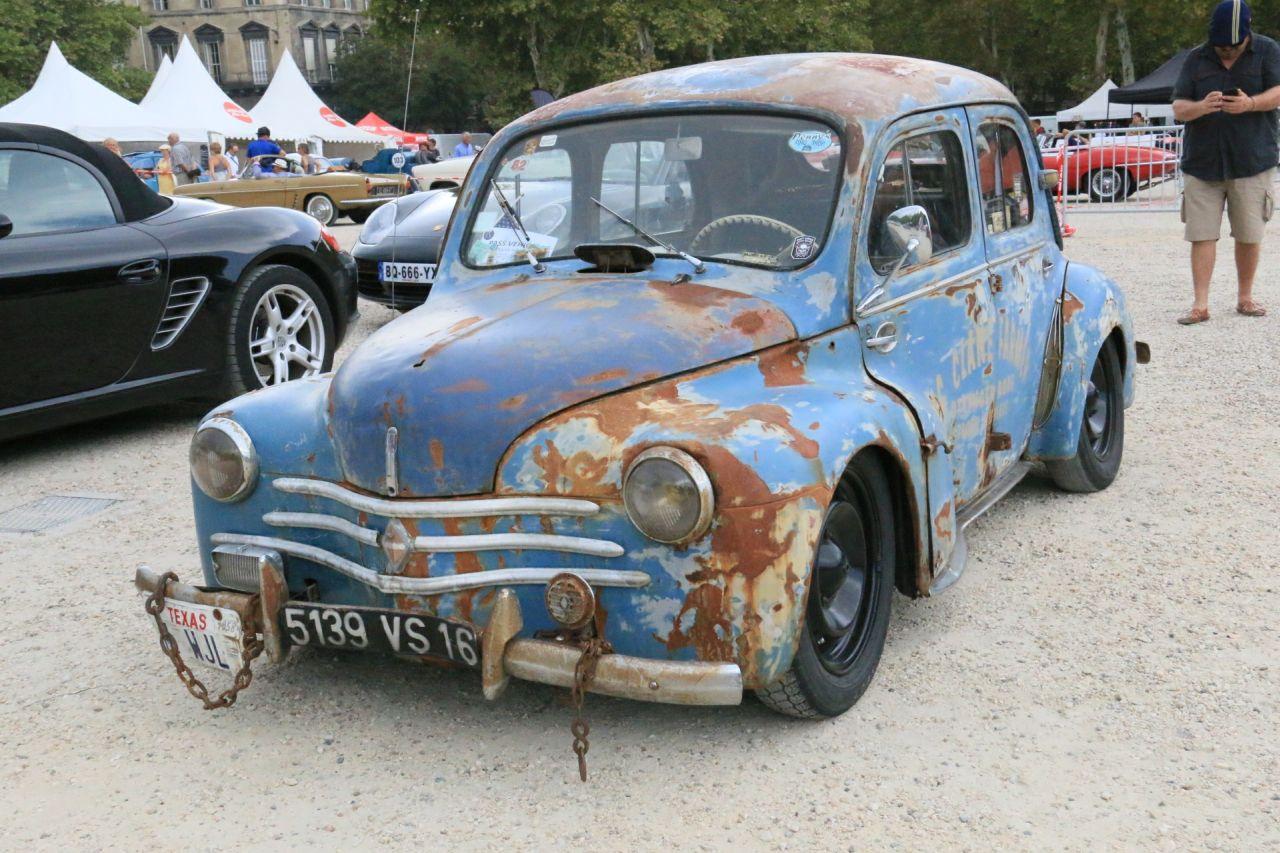 Renault 4 CV Rat's - La caisse de Frankenstein ! 22