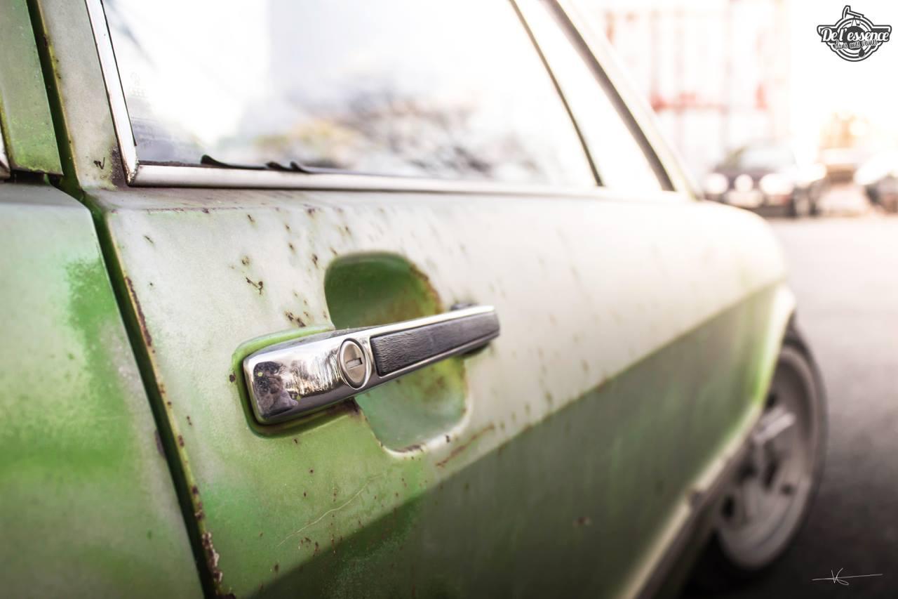 VW Scirocco Mk1 - Trust the Rust ! 30