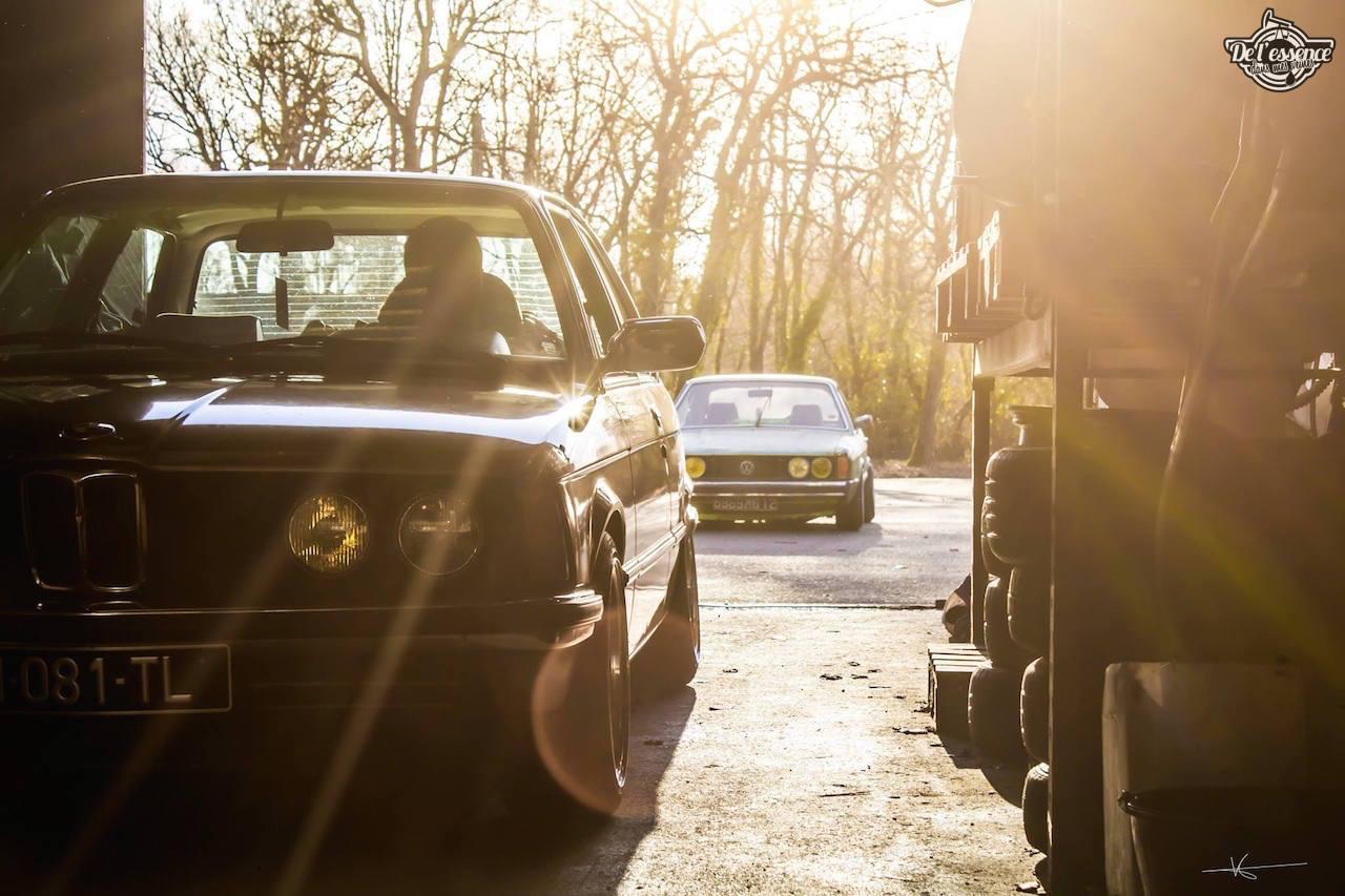 VW Scirocco Mk1 - Trust the Rust ! 29