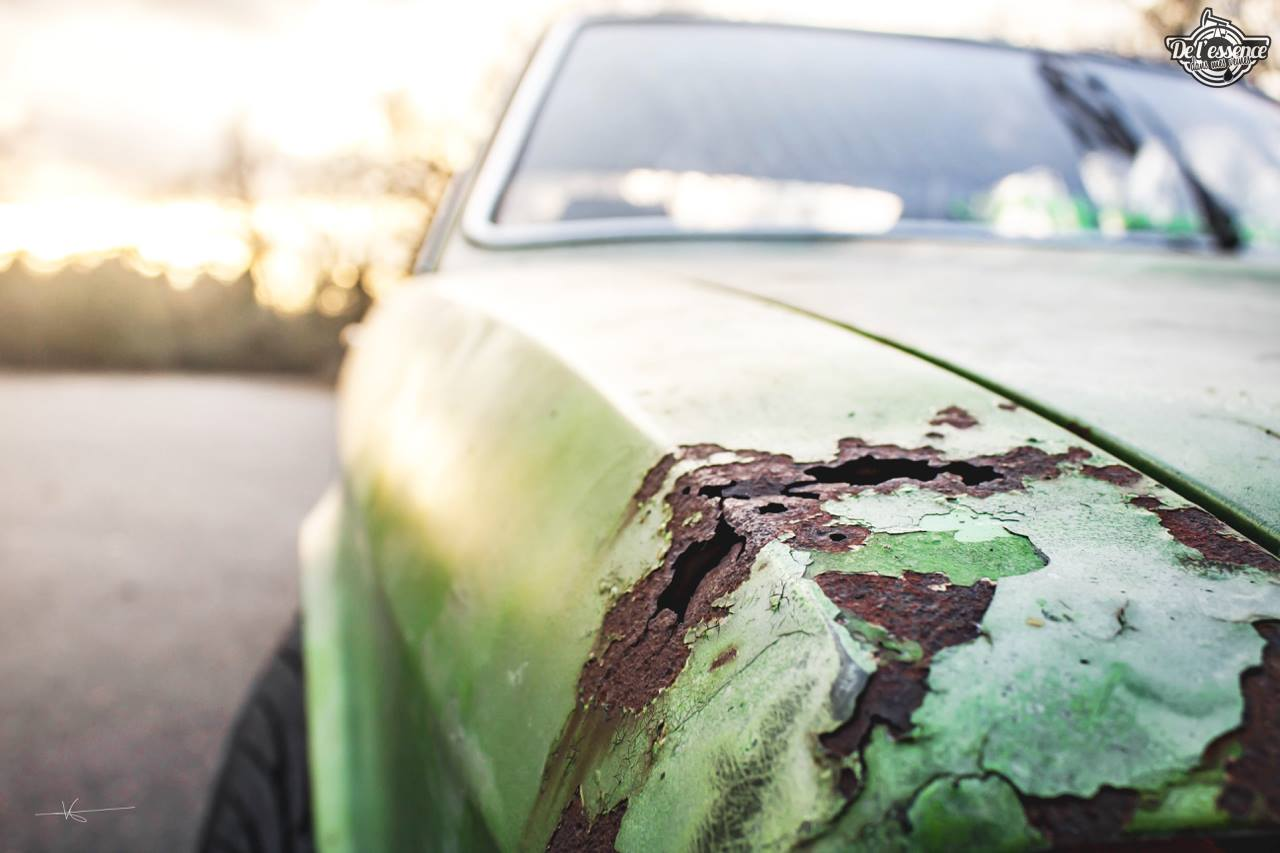 VW Scirocco Mk1 - Trust the Rust ! 34
