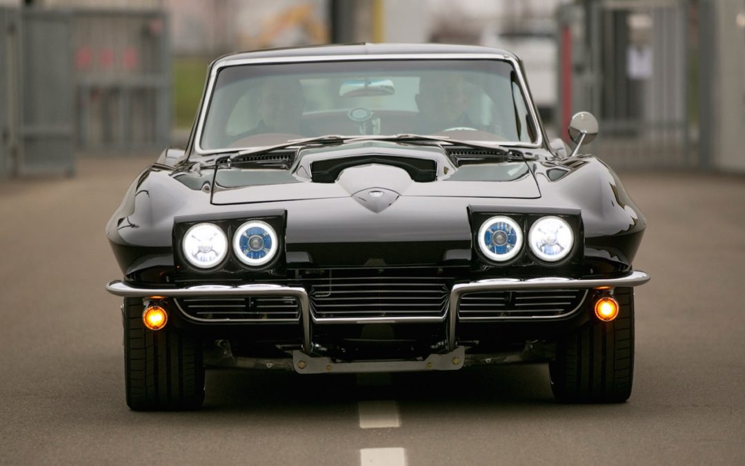 Restomod '64 Corvette Stingray – L'important, c'est la raie…!