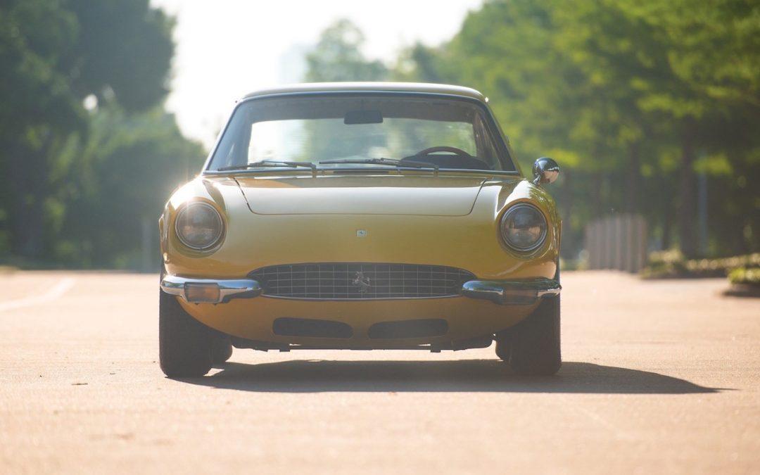 '68 Ferrari 365 GT 2+2 – Le charme des familiales !