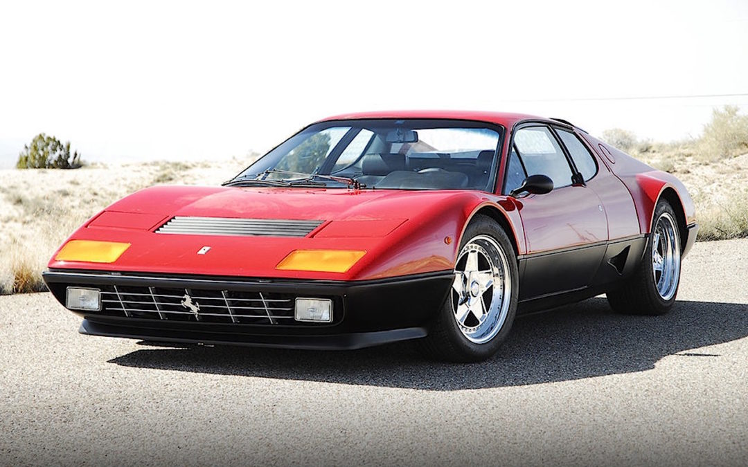 Ferrari 512 BB restomod… Ca va piquer chez les frustrés !