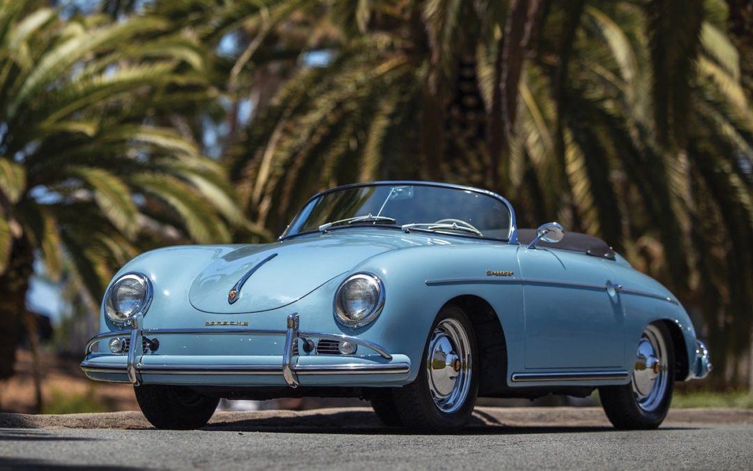 '58 Porsche 356 A 1600 Speedster : Episode 1 !