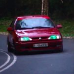 Static Renault 19... Ringard'attitude !