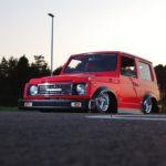 Slammed Suzuki SJ... Micro Machine !