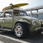 '75 VW Cox Baja… City Surf !