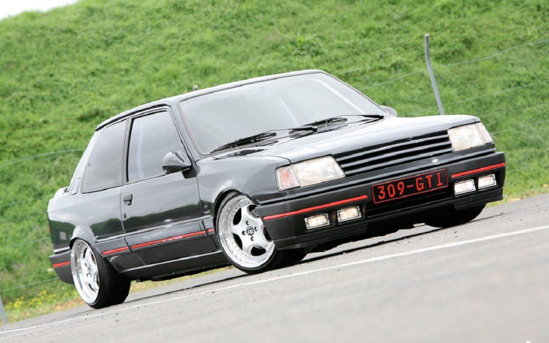 Peugeot 309 GTI – L'autre GTI…