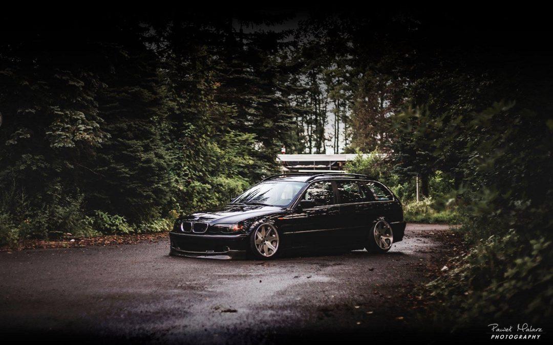 BMW E46 Touring – Pendant ce temps-là, devant mon pc… #1