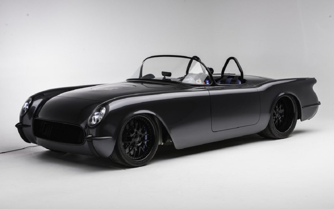 '54 Corvette C1 Timeless Kustoms – The Death Star…