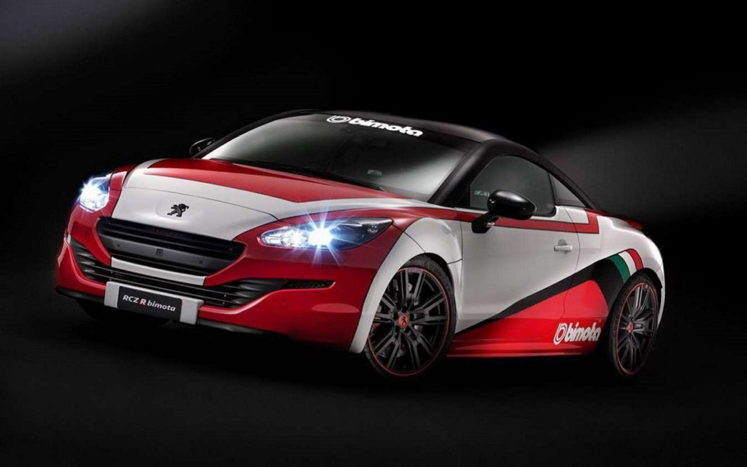Peugeot RCZ Bimota – Dommage…