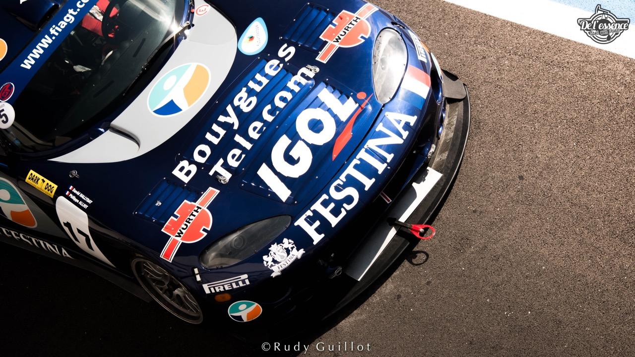 10000 Tours du Castellet 2018 - Pétage de rétine... 149