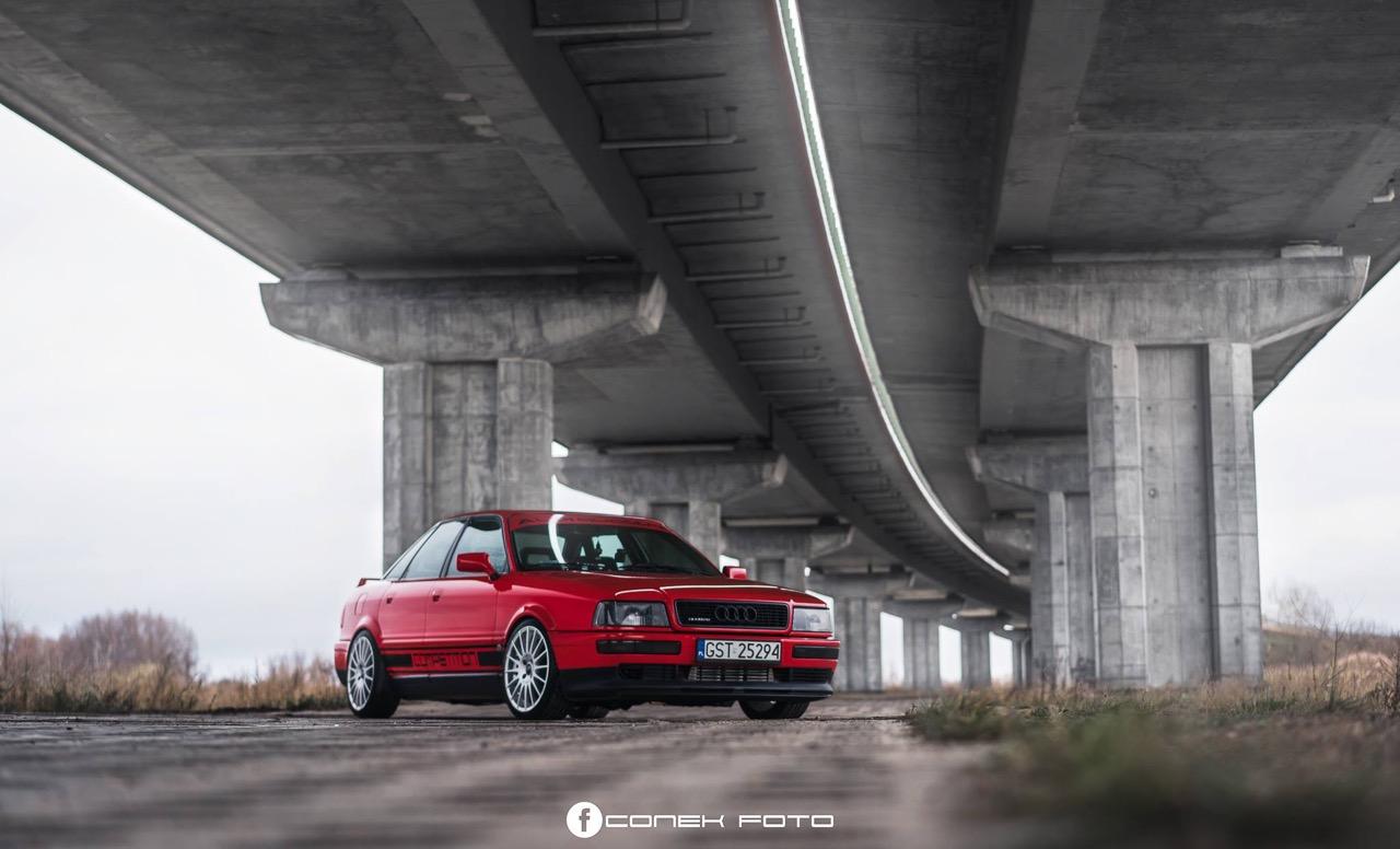 Audi 80 Compétition... Série limitée, encore plus limitée ! 56