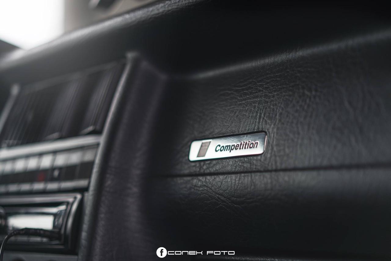 Audi 80 Compétition... Série limitée, encore plus limitée ! 54