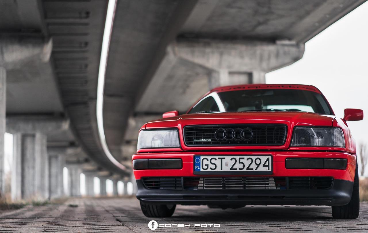 Audi 80 Compétition... Série limitée, encore plus limitée ! 53