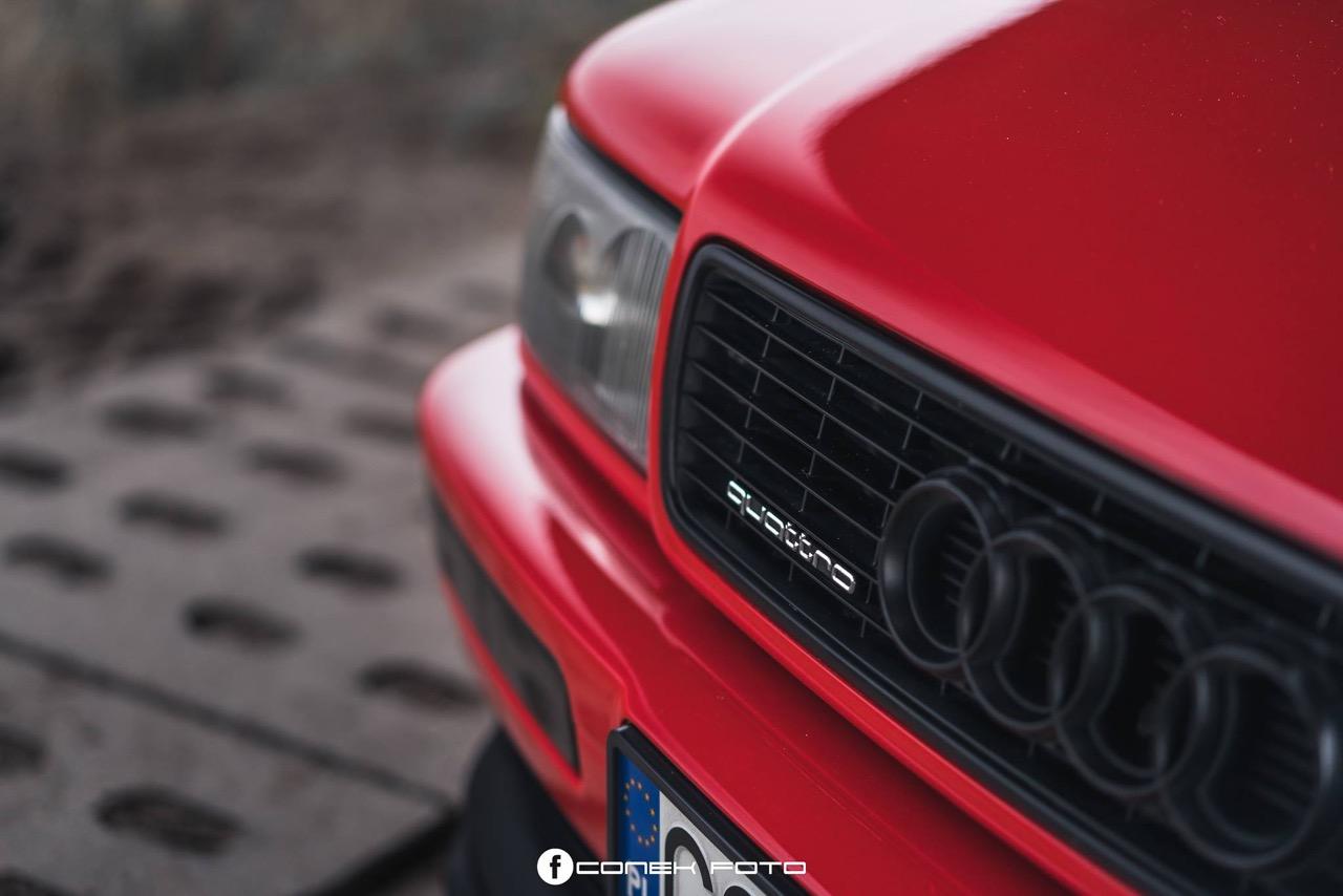 Audi 80 Compétition... Série limitée, encore plus limitée ! 52