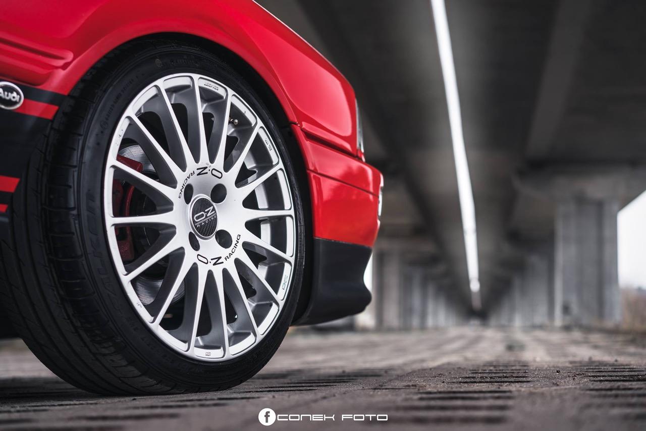 Audi 80 Compétition... Série limitée, encore plus limitée ! 51