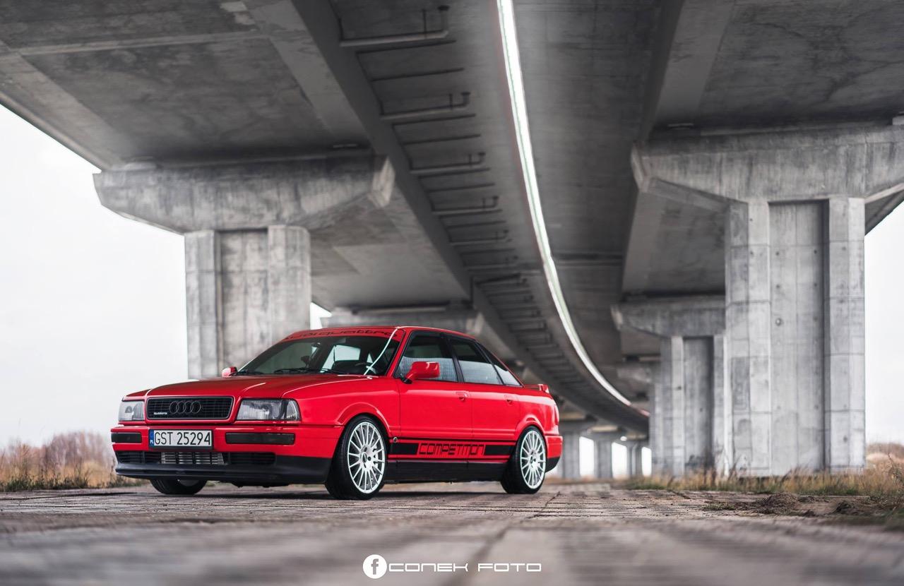 Audi 80 Compétition... Série limitée, encore plus limitée ! 49