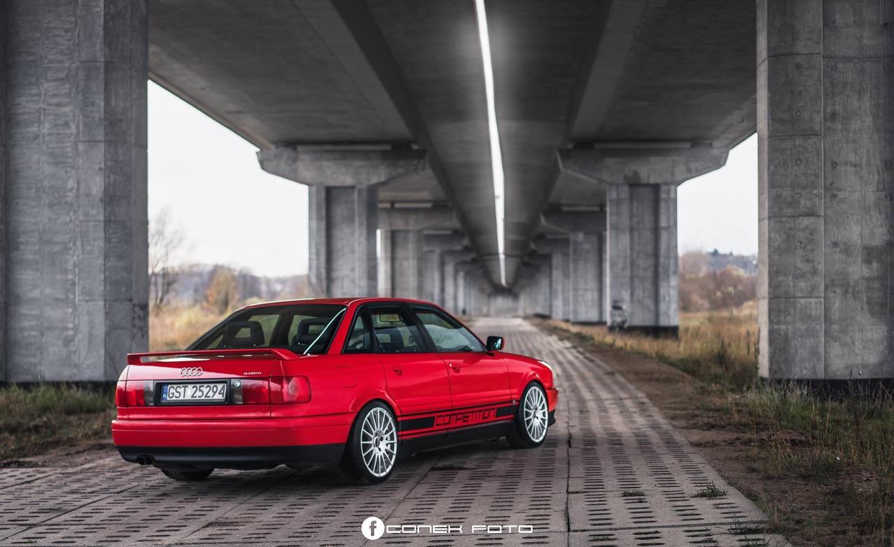 Audi 80 Compétition... Série limitée, encore plus limitée ! 47
