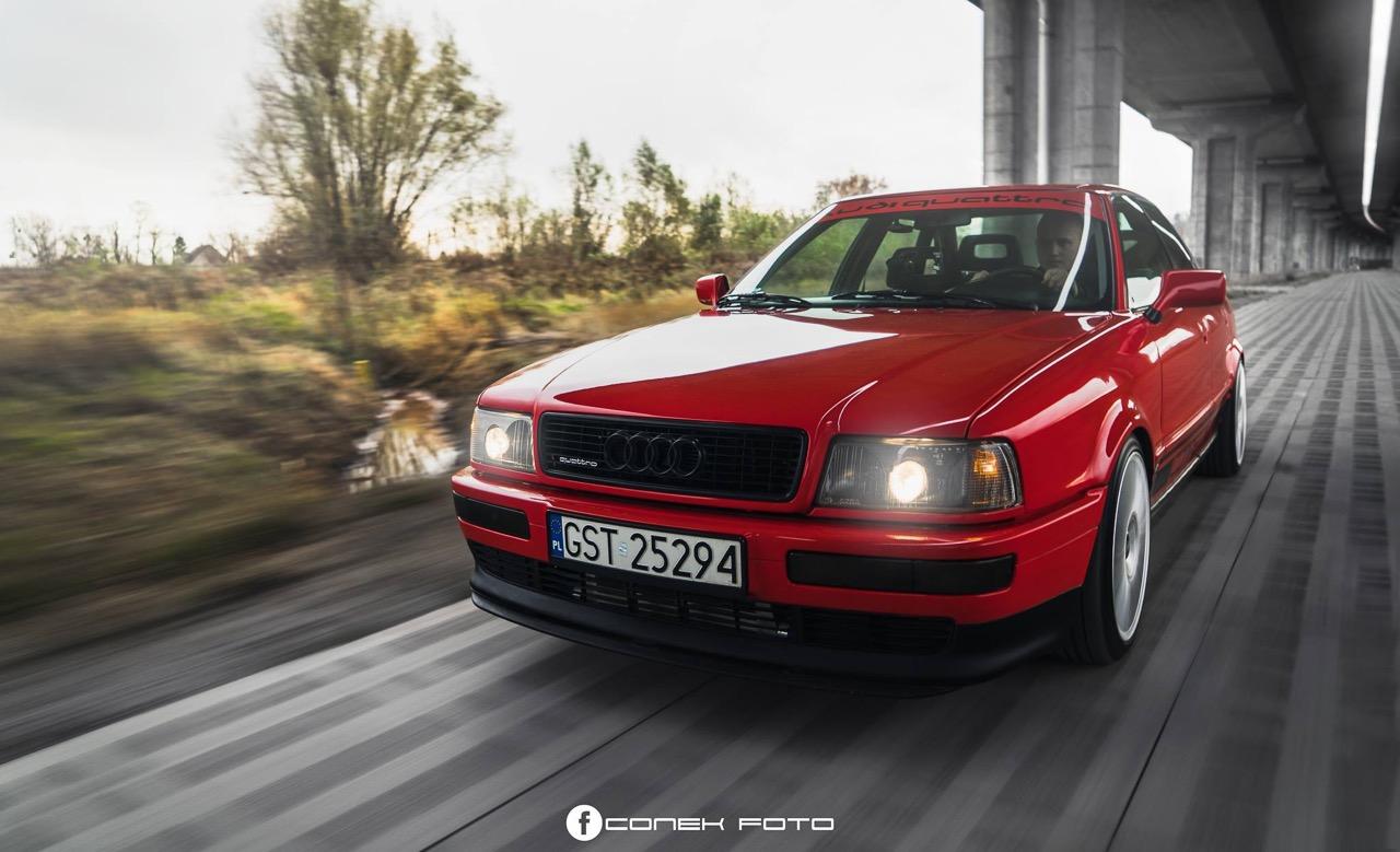 Audi 80 Compétition... Série limitée, encore plus limitée ! 46