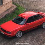 Audi 80 Compétition... Série limitée, encore plus limitée ! 14