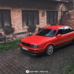 Audi 80 Compétition... Série limitée, encore plus limitée ! 8