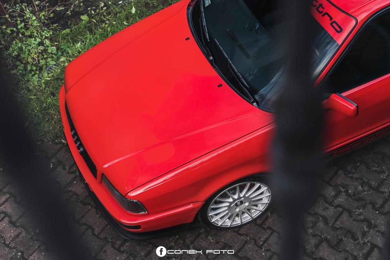 Audi 80 Compétition... Série limitée, encore plus limitée ! 44